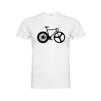 Camiseta bicicleta fixie