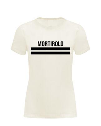 camiseta ciclismo casual chica mortirolo