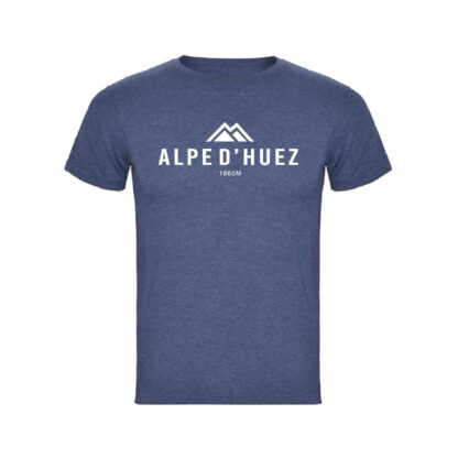 Camiseta casual ciclista Alpe d'Huez