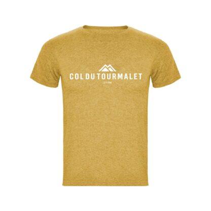 Camiseta ciclismo casual Col du Tourmalet