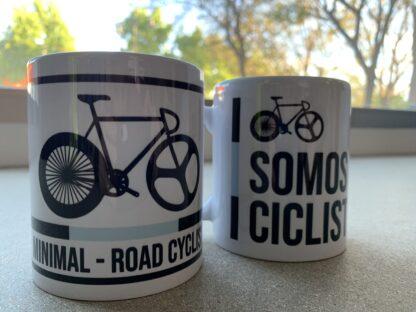 tazas ciclistas