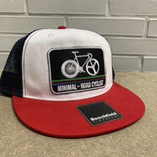 gorra ciclista casual 90s