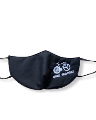 mascarilla ciclista casual