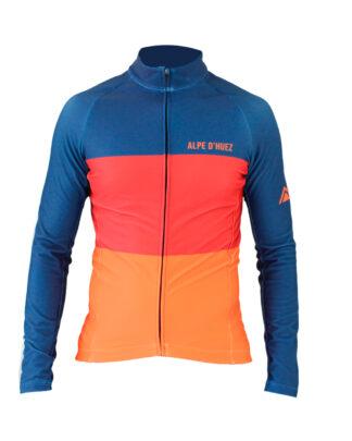 maillot ciclismo invierno alpe d'huez