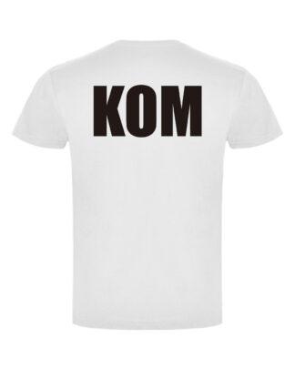 camiseta ciclista kom
