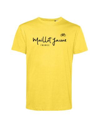 camiseta maillot amarillo tour de francia