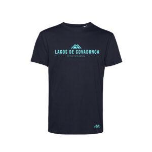 camiseta Lagos de Covadonga